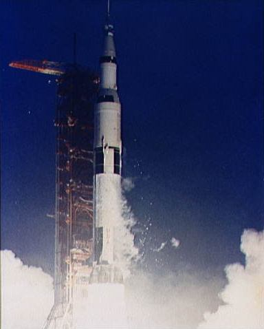 Launch of Apollo 12