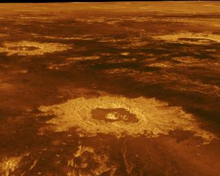 Landscape of Venus
